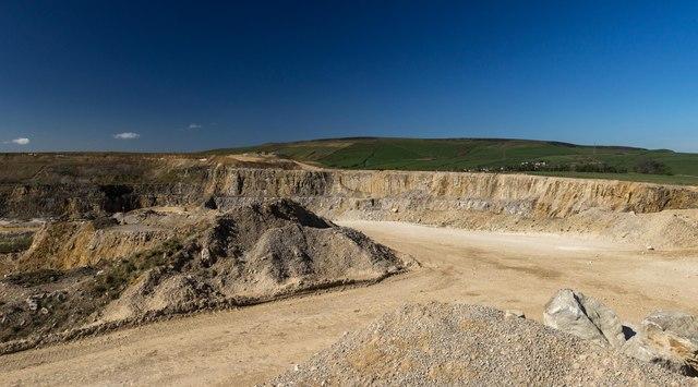 Dove Holes Quarry