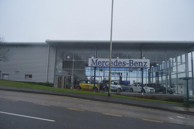 Mercedes Benz, Tavistock Rd