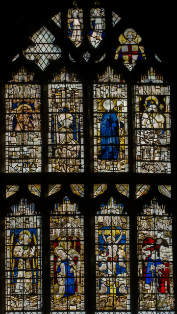 Window S.2, Great Malvern Priory