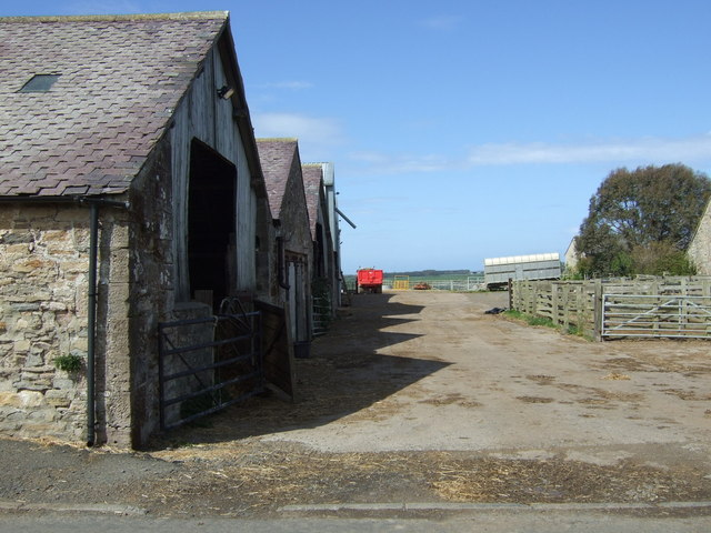 North Farm, Swinhoe