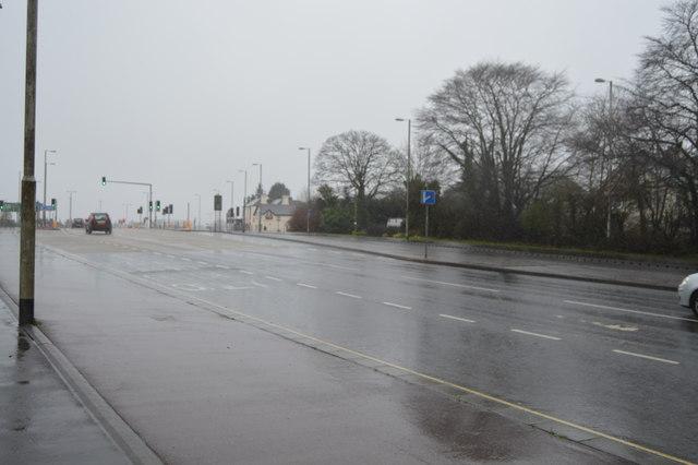 A386, Tavistock Rd