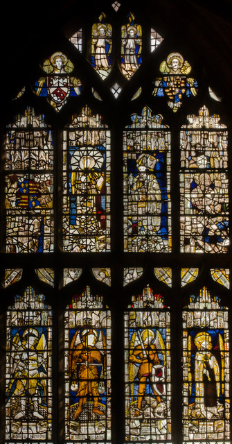 Window S.3, Great Malvern Priory