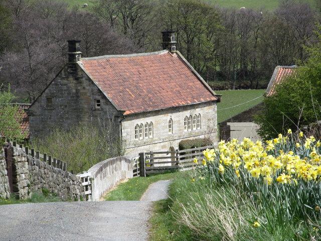 Lane to Rake Farm