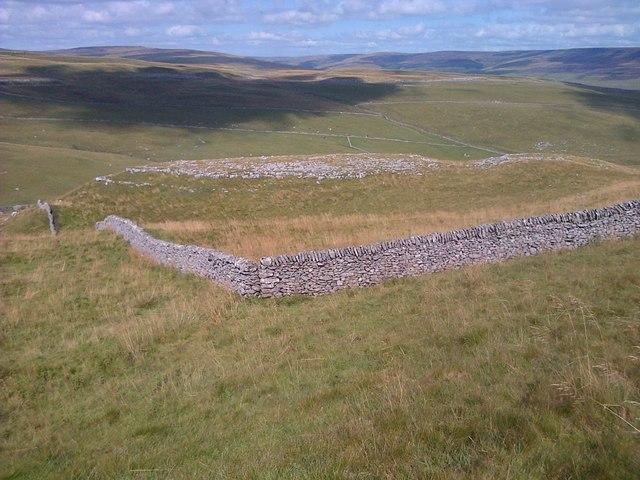 Wall Corner, Hawkswick Clowder