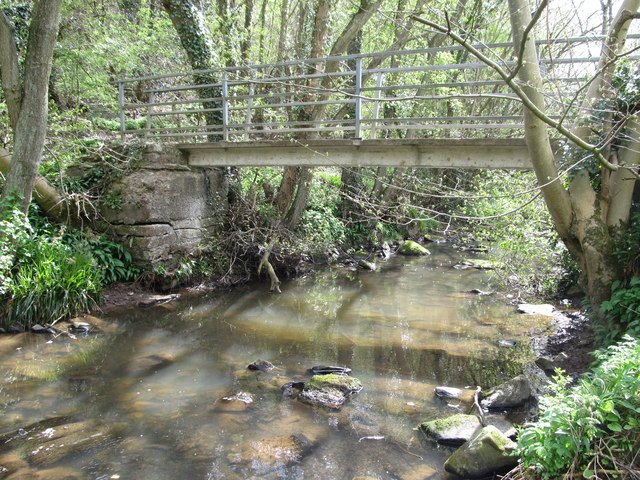 Footbridge at Glaisdale