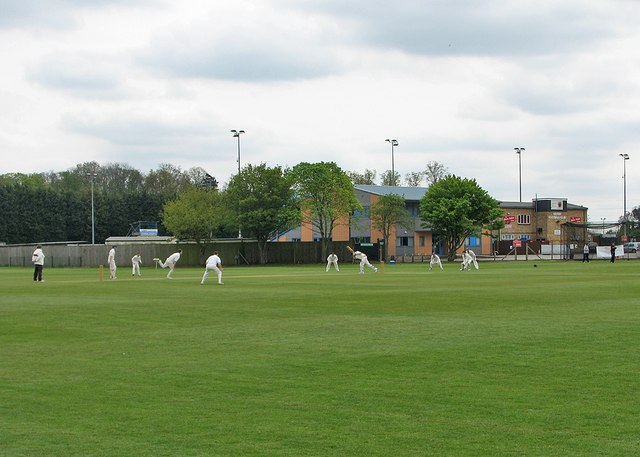 Histon cricket and football grounds