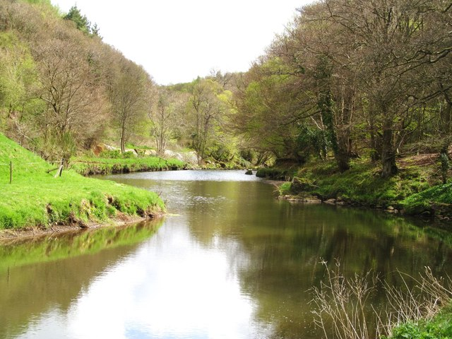 The Esk below Glaisdale