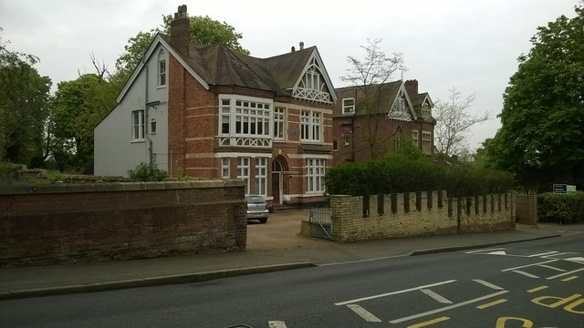 Auckland Road, Upper Norwood: Raymond Chandler's house