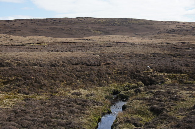 Burn of Dalamut, near West Sandwick