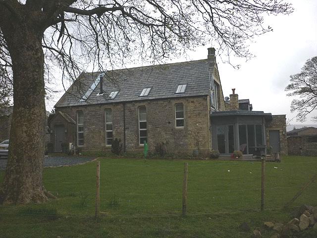 Converted Methodist church, Lowgill