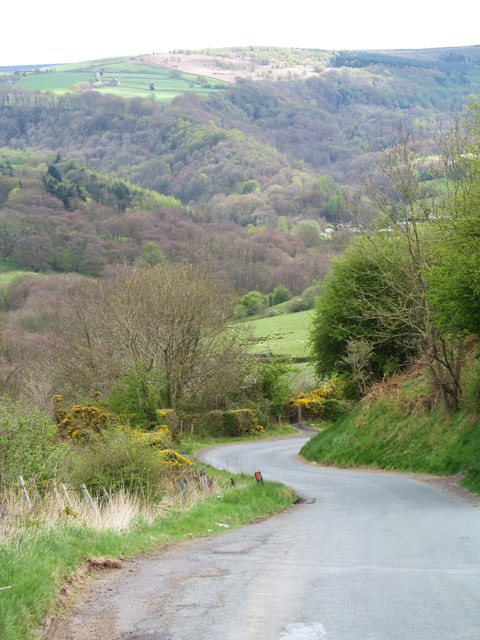 Road into Eskdale