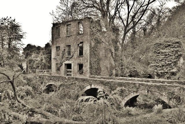 Prendergast Paper Mill