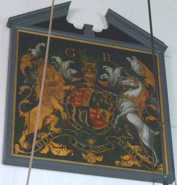 Georgian coat of arms, Church of the Good Shepherd