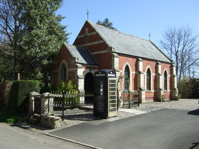 Converted church, Eshott