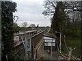 SJ7869 : Goostrey Station by Bikeboy