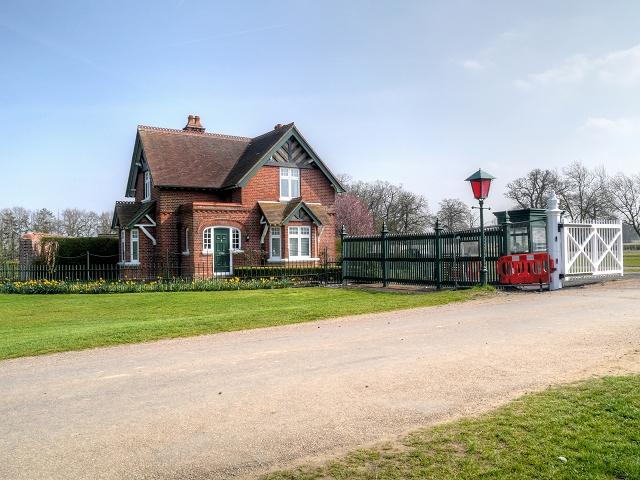 Lodge Park Megeve France