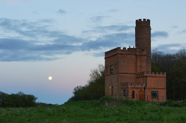 The Tower, Blickling Park