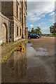 TL4301 : Copped Hall Reflection, Essex by Christine Matthews