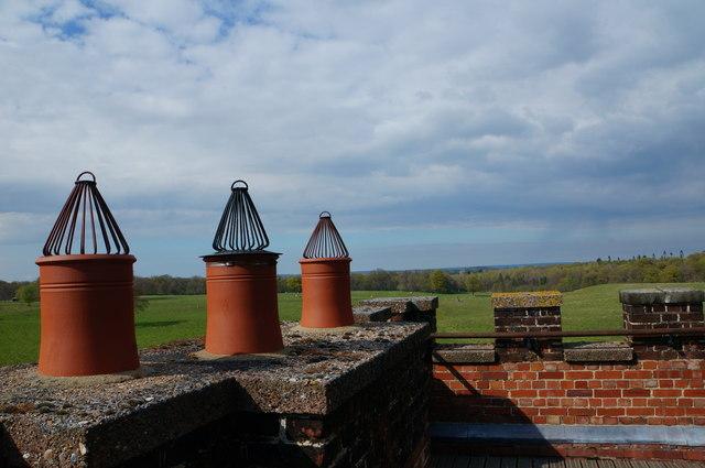 Three chimneys, The Tower