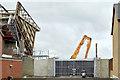 J3272 : The West Stand, Windsor Park, Belfast - May 2015(2) by Albert Bridge
