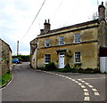 ST7859 : Grade II listed Corner House, Freshford by Jaggery