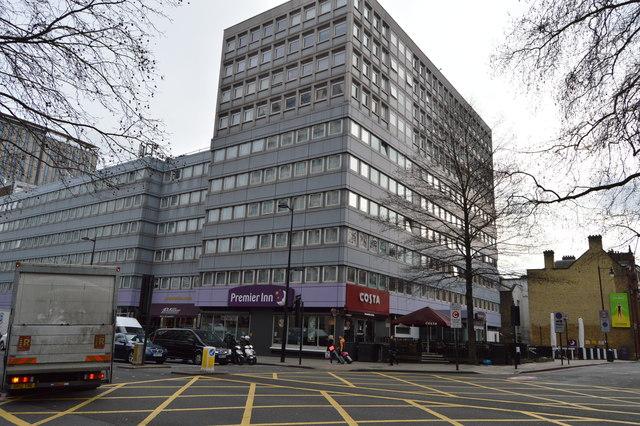 Budget Hotels Euston Station London