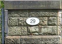 SJ9397 : Bridge HAJ29 by Gerald England