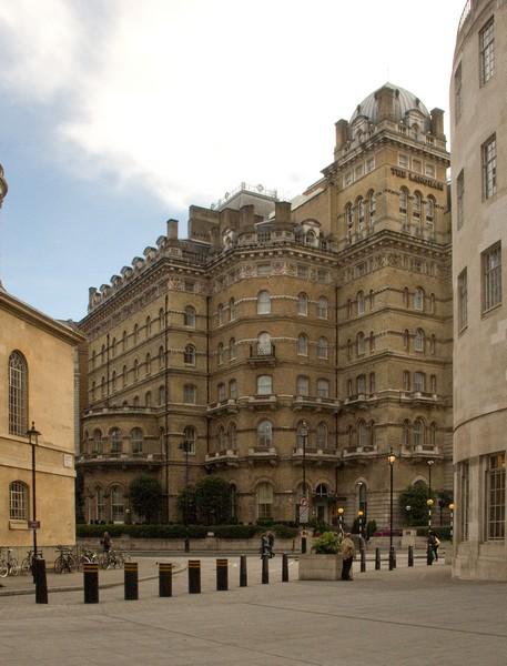 Portland Foyer Langham Hotel : Langham hotel portland place london w julian osley