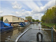 SJ9494 : Peak Forest Canal  by Gerald England