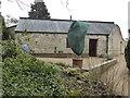 SO8610 : Painswick Rococo Garden - bothy by Chris Allen