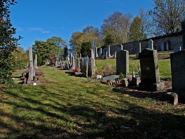 Graveyard, Rosslyn