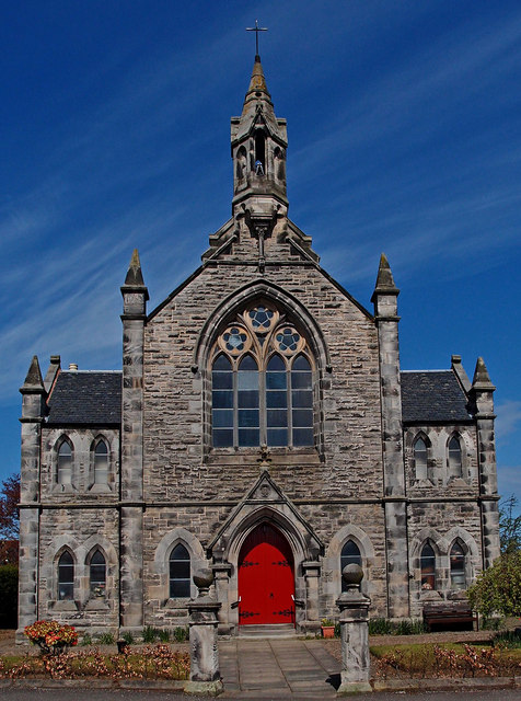 Roslin Parish Church