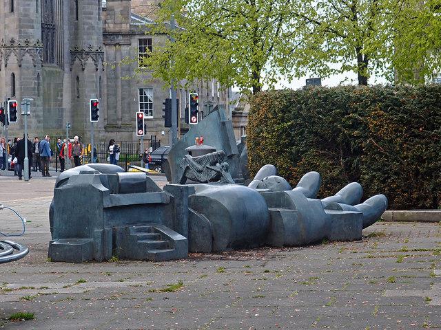 Hand, Leith Street, Edinburgh