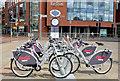 J3473 : Belfast Bikes, Cromac Street (May 2015) by Albert Bridge