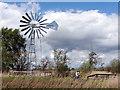 TL5670 : Water pump at Wicken Fen : Week 19