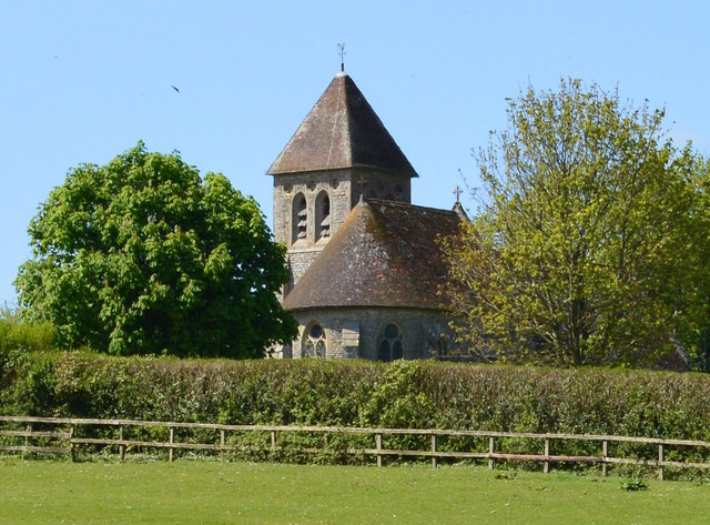 Church of St Mary, Fawley, Berkshire