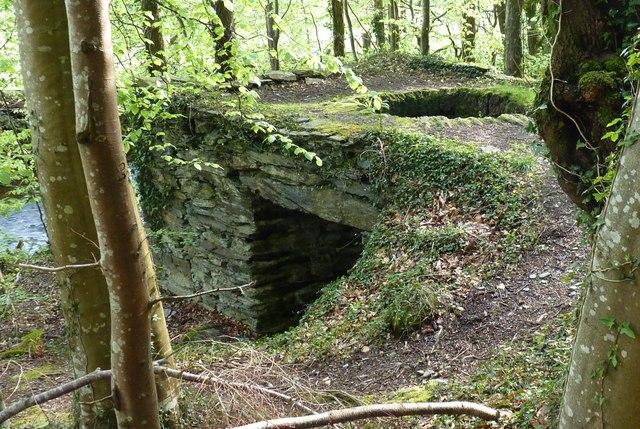 Lime Kiln Abergwynant