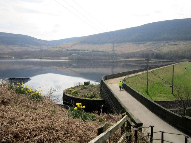Torside Reservoir Dam