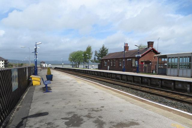 Arnside station