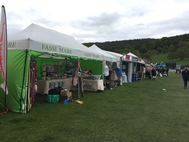Trade Stands Hickstead : Chatsworth horse trials trade stands jonathan hutchins