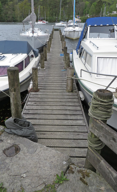 Jetty, Fell Foot Park, Lake Windermere