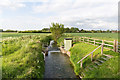 TL5562 : Gauging Station, Swaffham Bulbeck by David P Howard