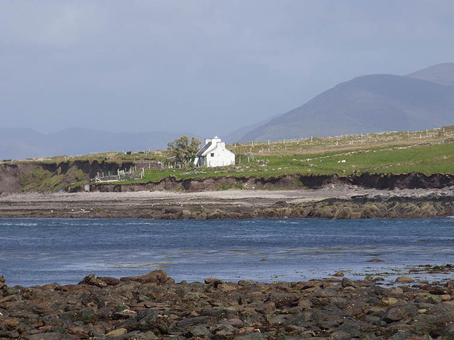 Horse Island cottage, Ballinskelligs