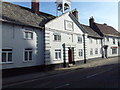 SY9287 : Streche's Almshouses by Bob Harvey