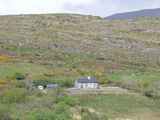 Cottage near Lettermoneel