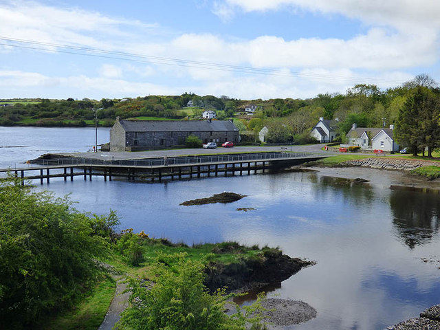 The Old quay at Ballydehob