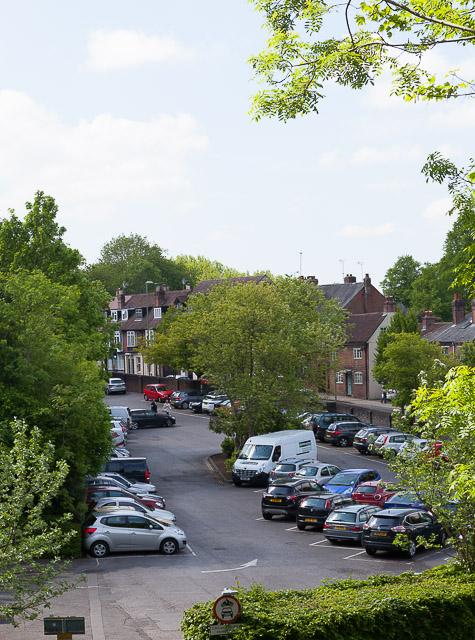 Chesil Street Surface Car Park Winchester