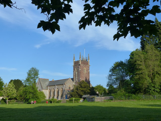 St Gregory the Great's church, Dawlish