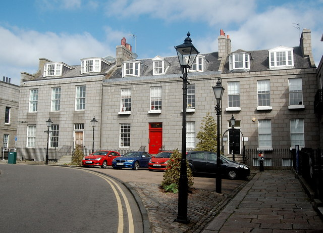 10-12 Golden Square, Aberdeen