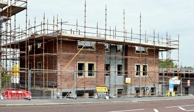 Holywood Road development site, Belfast - May 2015(6)